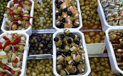 Curiosidades de las aceitunas/ olivas