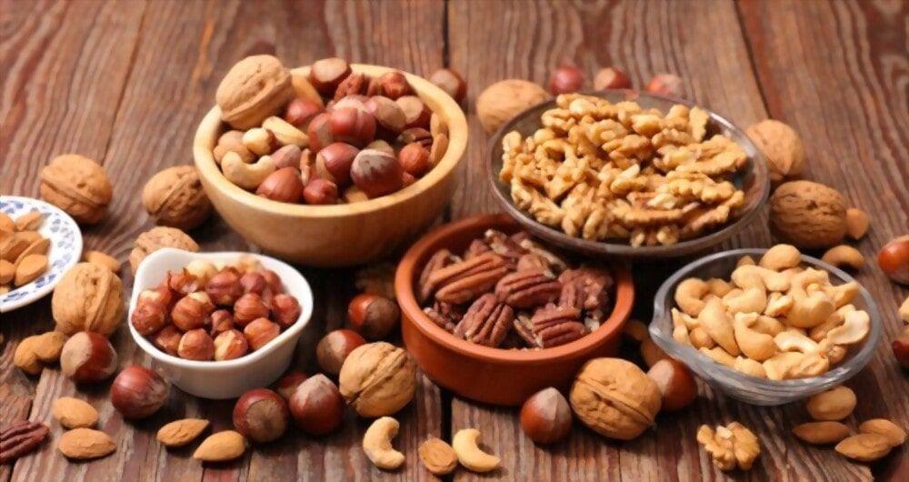 frutos secos ecologicos